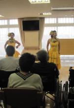 タヒチアンダンス☆